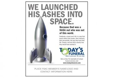 FSAC print ad